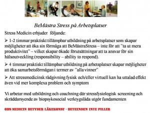 BeMästra Stress bild